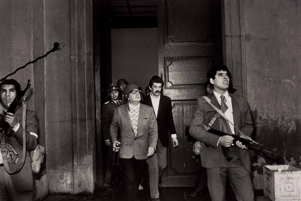 Ο εκλεγμένος Πρόεδρος της Χιλής Αγιέντε