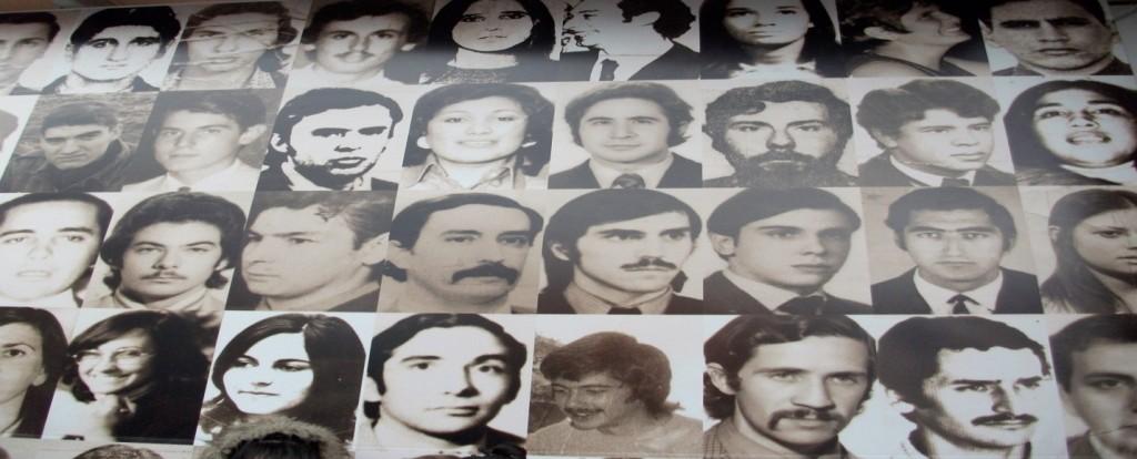 Φωτογραφίες των εξαφανισμένων νέων της Αργεντινής