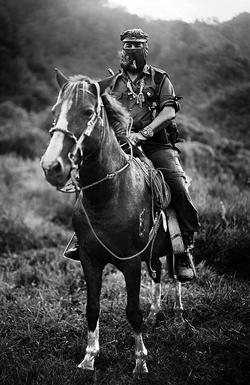 Ο Υποδιοικητής Μάρκος (Subcomandante Marcos)
