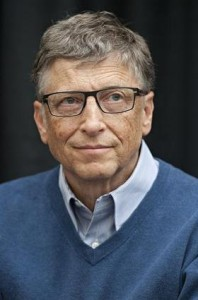 Bill Gates, Η.Π.Α., περιουσία 81,9 δισεκατομμύρια δολάρια (Πηγή Forbes)