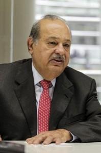 Carlos Slim Hellu, Μεξικό, περιουσία 79,2 δισεκατομμύρια δολάρια (Πηγή Forbes)