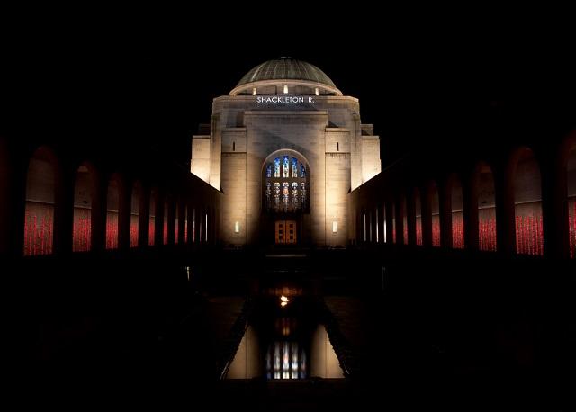 Μουσείο Πολέμου Καμπέρα Αυστραλίας.