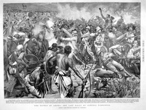 Η μάχη της Άντουα. Ένα ισχυρό ιταλικό εκστρατευτικό σώμα νικήθηκε και καταστράφηκε από τους «απολίτιστους» Αιθίοπες (1896). Τελικά ήταν οι «λευκοί» ακατανίκητοι; Πηγή: www.nuttyhistory.com