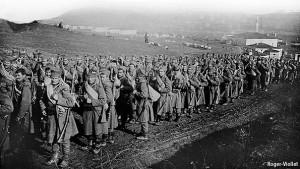 Οι Βαλκανικοί πόλεμοι (The Balkan wars). Συλλογή Roger Viollet. Πηγή: www.economist.com