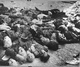 Θύματα της πείνας στην Περσία το 1917-1919.