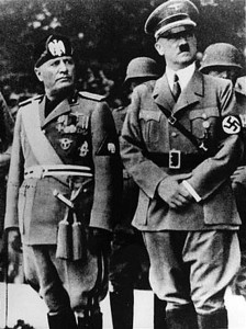 Φωτογραφία: http://commons.wikimedia.org/wiki/File:Benito_Mussolini_and_Adolf_Hitler.jpg