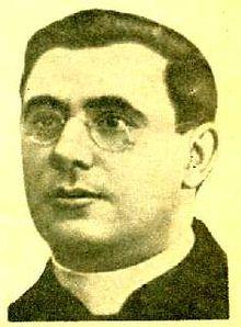 Ντον Τζιοβάνι Μιντσόνι Φωτογραφία: https://it.wikipedia.org/wiki/Giovanni_Minzoni